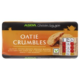 ASDA Chosen By You Oatie Crumbles