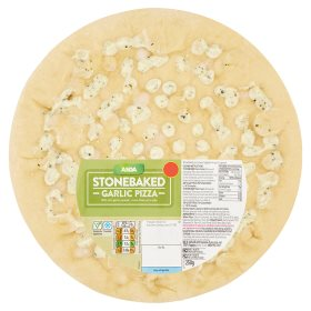 ASDA Garlic Stonebaked Pizza