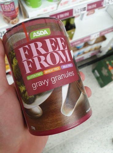 ASDA Free From Gravy Granules