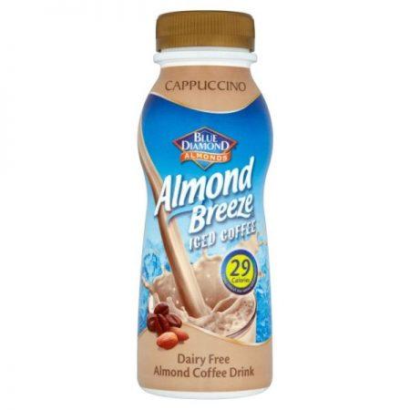 Almond Breeze Cappuccino Iced Coffee 250ml