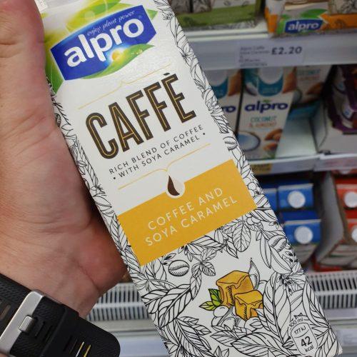 Alpro Caffe Soya Caramel 1L