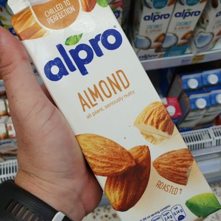 Alpro Almond Roasted Fresh Drink Alternative 1 Litre