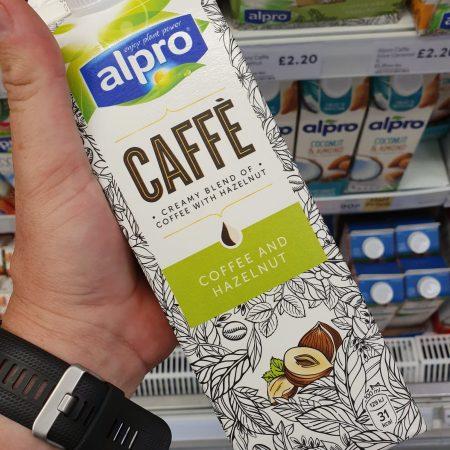 Alpro Caffe Hazelnut 1L
