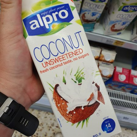 Alpro Coconut Unsweetened 1L
