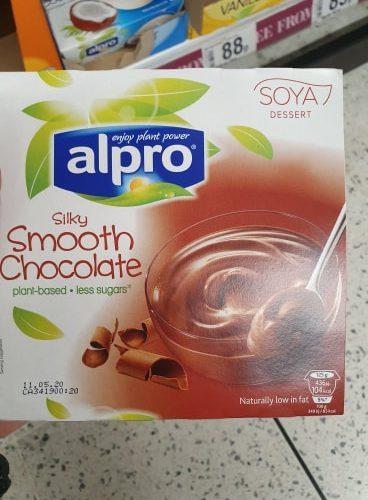 Alpro Dessert Chocolate 4x125g