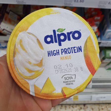 Alpro Greek Style Mango Yoghurt 150G
