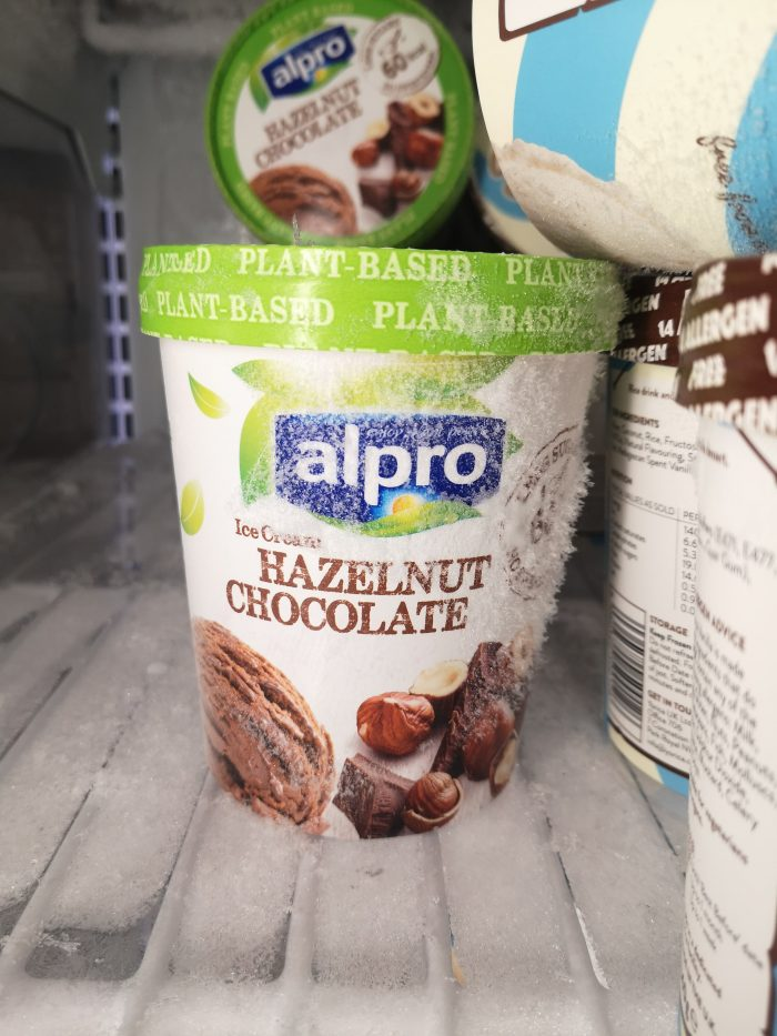 Alpro Hazelnut Chocolate Ice Cream 500Ml