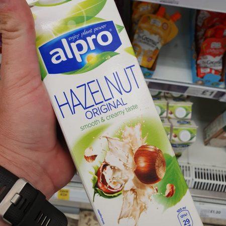 Alpro Hazelnut Longlife Drink Alternative 1 Litre