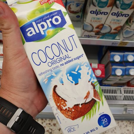 Alpro Original Coconut Fresh Drink 1L