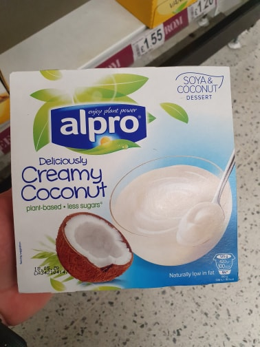 Alpro Soya & Coconut Dessert U.H.T