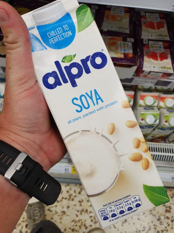 Alpro Soya Fresh Drink 1 Litre