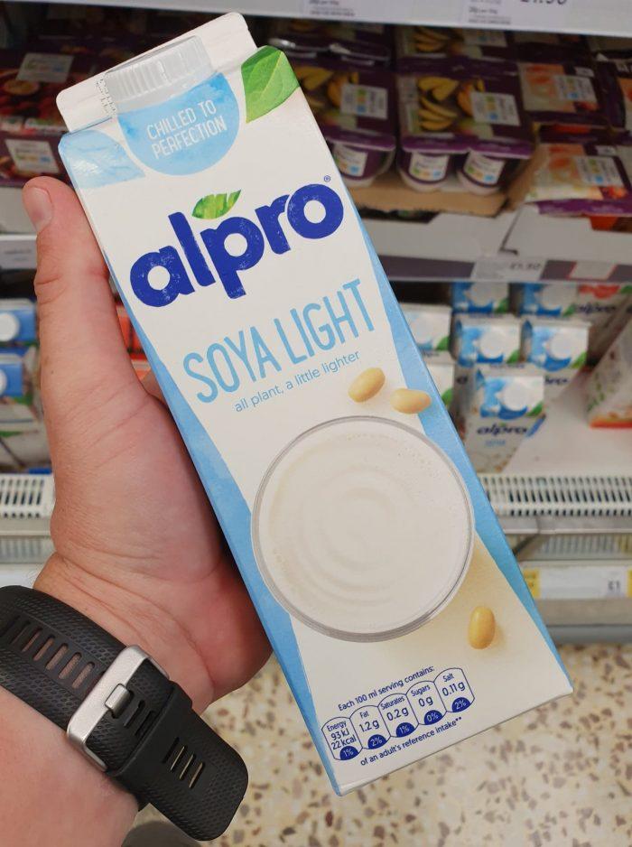 Alpro Soya Light Fresh Drink Alternative 1 Litre