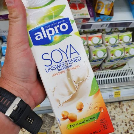 Alpro Soya Unsweetened Fresh Drink Alternative 1 Litre