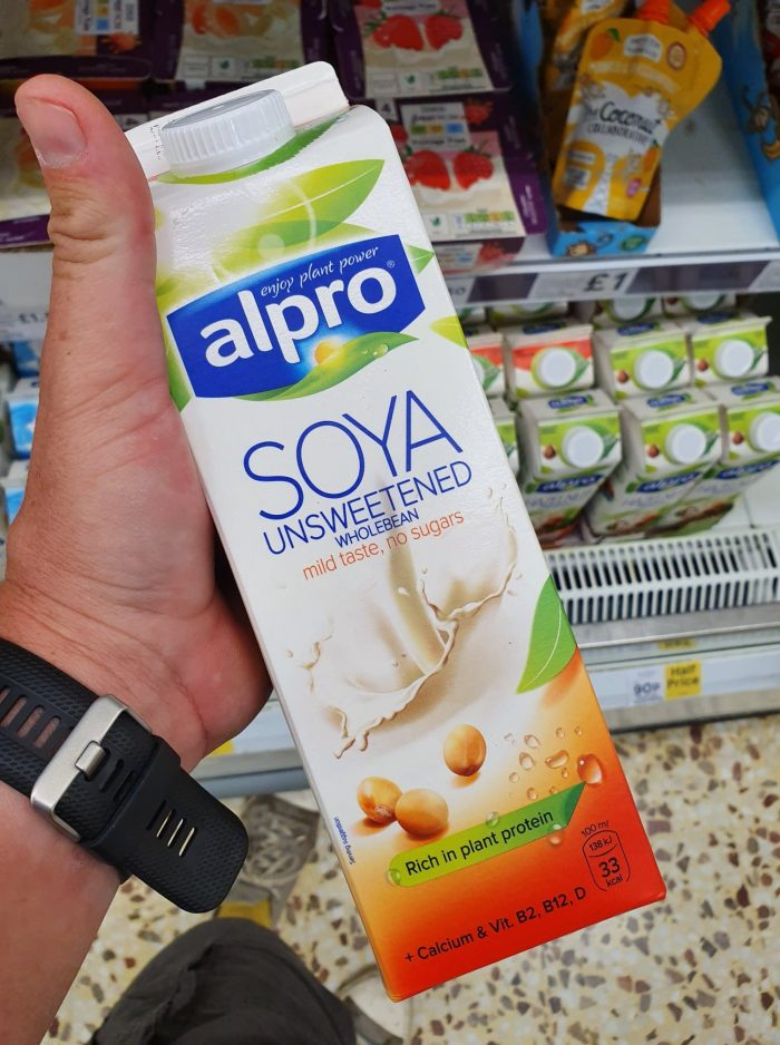 Alpro Soya Unsweetened Fresh Drink Alternative 1 Litre