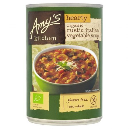 Amy's Kitchen Rustic Vegetable Soup 397G