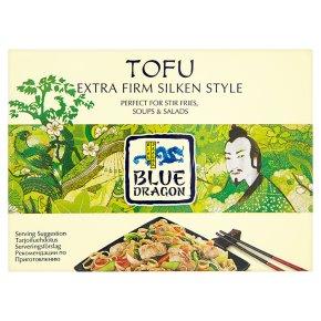 Blue Dragon tofu firm silken style 349g