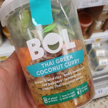 Bol Thai Coconut Curry Pot 345G