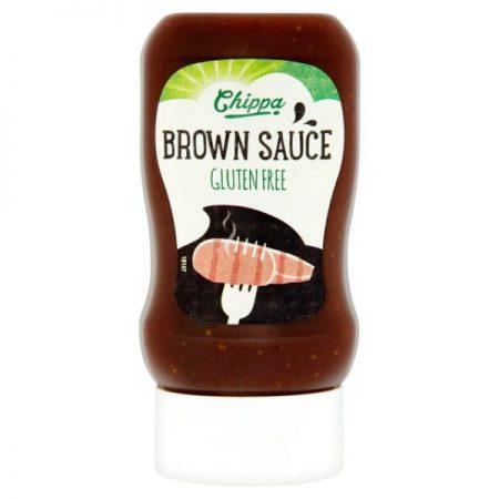 Chippa Gluten Free Brown Sauce 300g