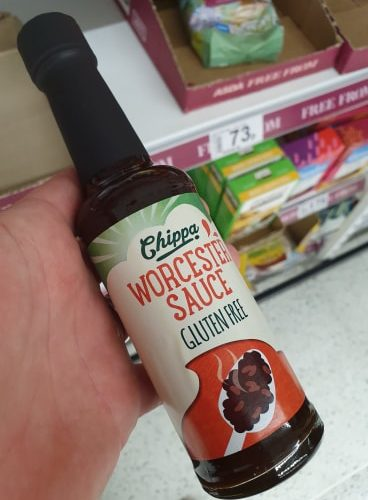 Chippa Worcester Sauce