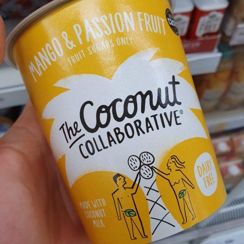 Coconut Collaborative Mango & Passion Fruit Yogurt 350G