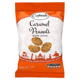 Cofresh Caramel Peanuts