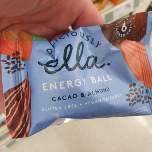 Deliciously Ella Cacao & Almond Balls