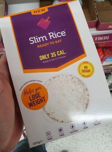 Eat Water Slim Rice