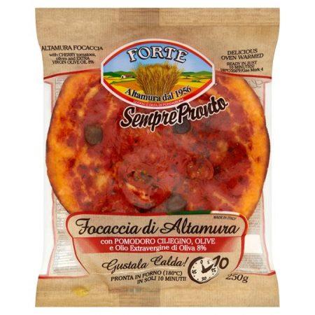 Forte Tomato And Olive Focaccia 250 G