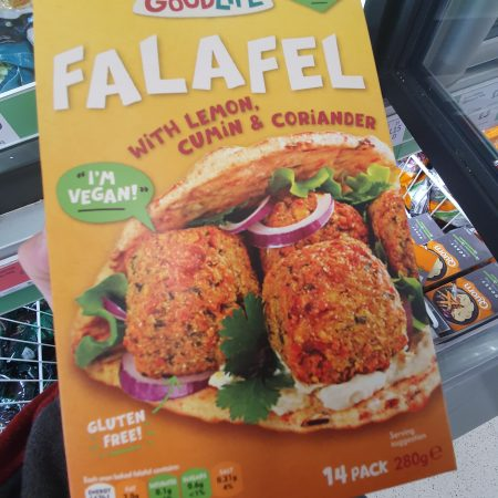 Goodlife Falafel with Chickpea, Cumin & Coriander x14 280g