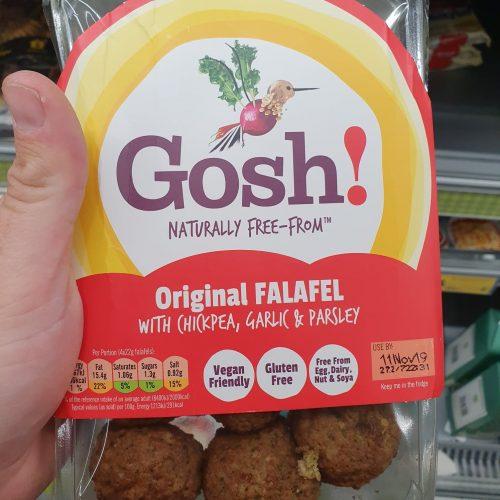 Gosh Original Falafel 300G