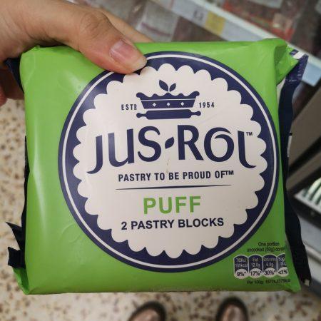 Jus-Rol Puff Block 500G