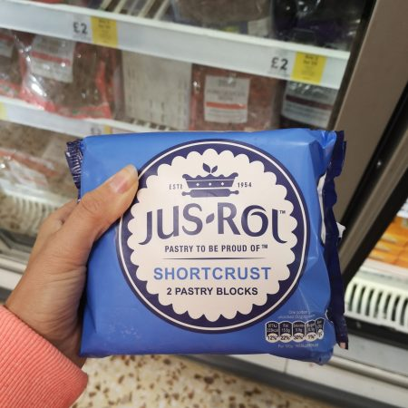 Jus-Rol Shortcrust Block 500G