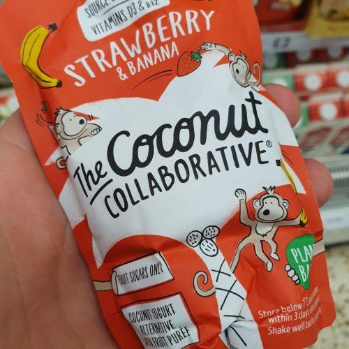 Little Coconutters Strawberry & Banana90g