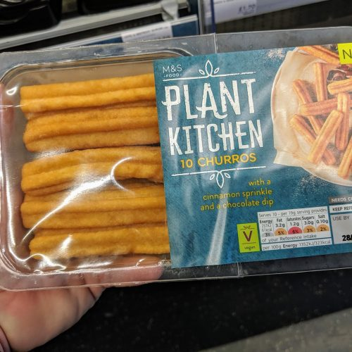 M&S Plant Kitchen Churros