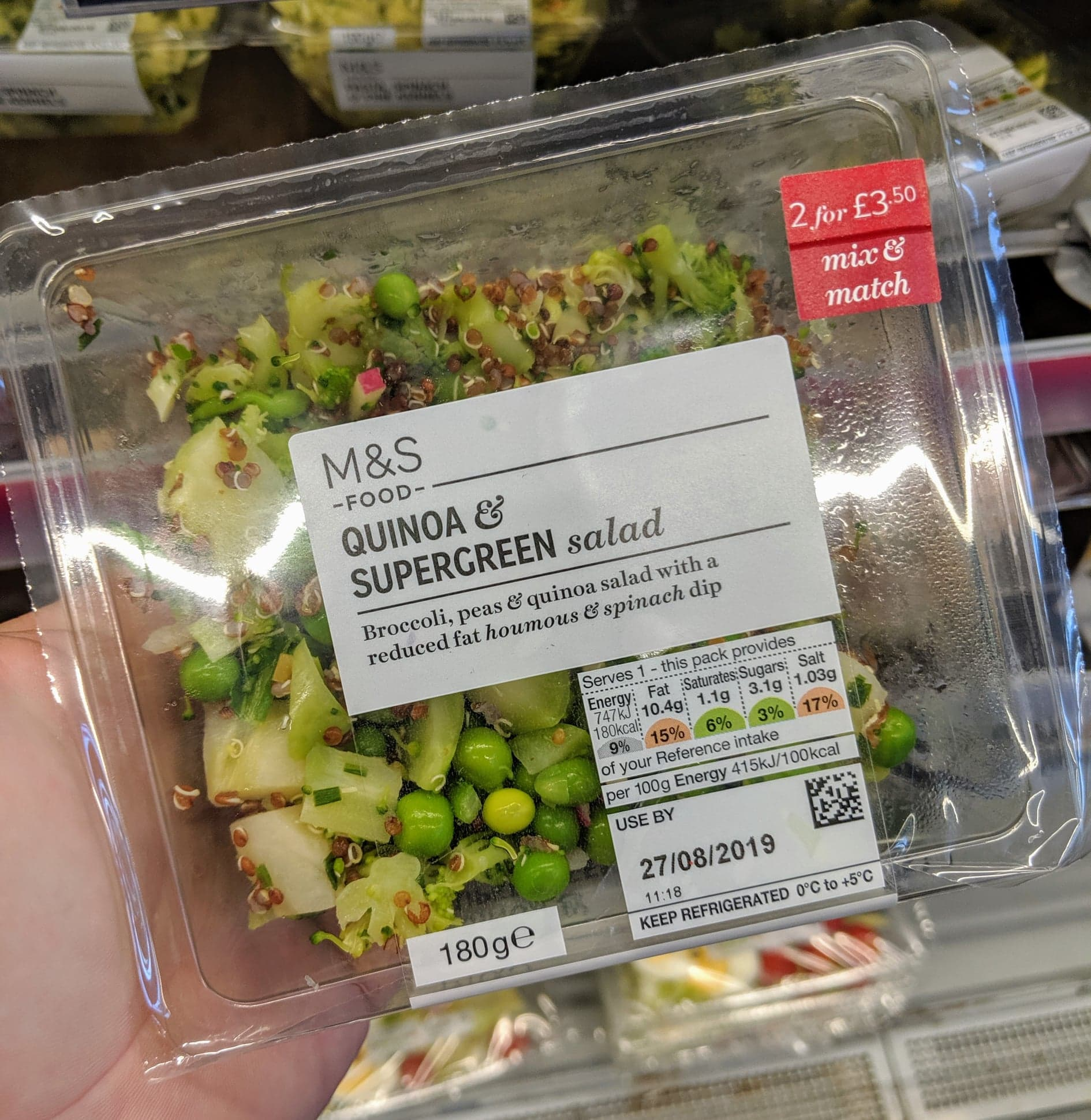 M&s Three Bean Salad Recipe