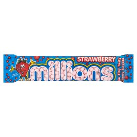 Millions Strawberry Sweets