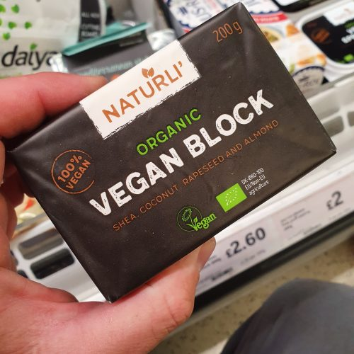 Naturli – Vegan Butter Block (200g)