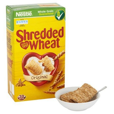 Nestle Shredded Wheat Cereal