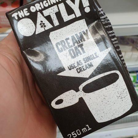 Oatly Creamy Oat Single Cream Alternative 250Ml