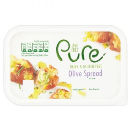 Pure Spread Olive 500g