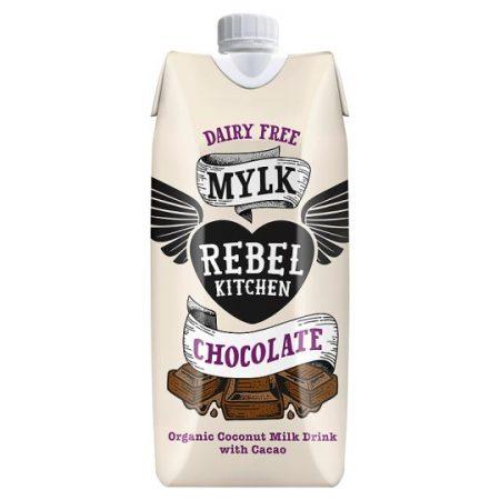 Rebel Kitchen Chocolate Mylk 330Ml