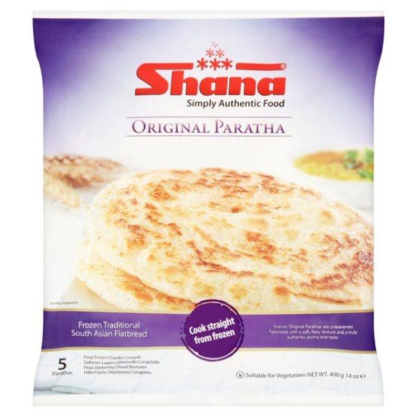 Shana Original Paratha 400g