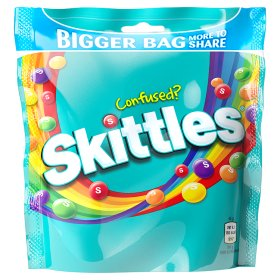 Skittles Confused Bigger Bag