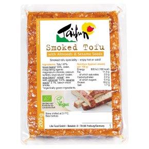 Taifun Organic smoked tofu 200g