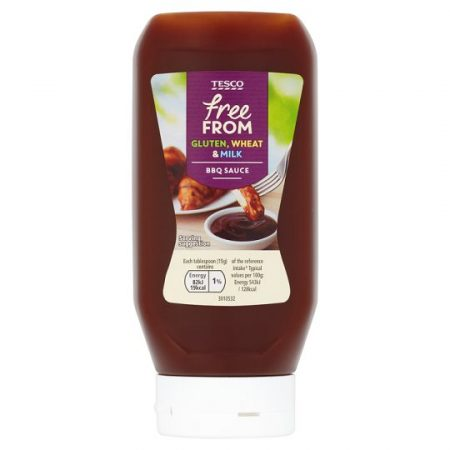 Tesco Free From Brown Sauce 450g Vegan Food Uk