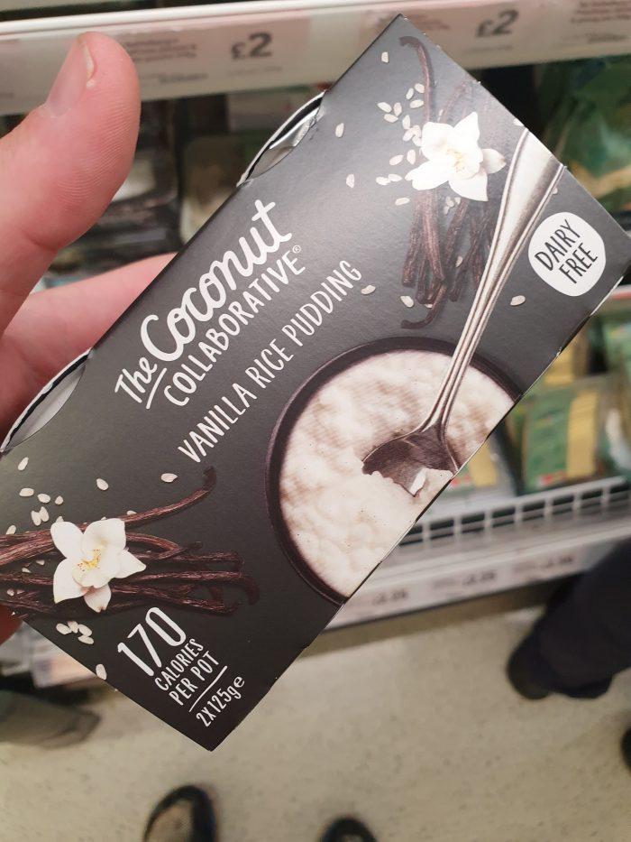 The Coconut Collaborative Dairy Free Vanilla Rice Pudding