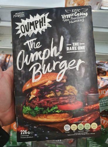 oumph nuggets