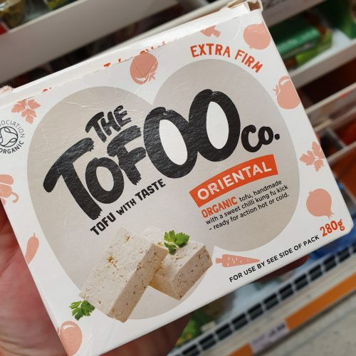 The Tofoo Co. Organic Oriental Tofu 280g