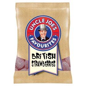 Uncle Joe's Favourites British Strawberries