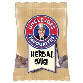 Uncle Joes Favourites Herbal Cough Drops